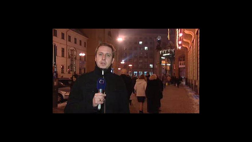 Video Reportáž Jiřího Böhma