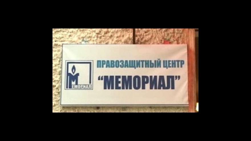 Video Rusové převezmou Sacharovovu cenu