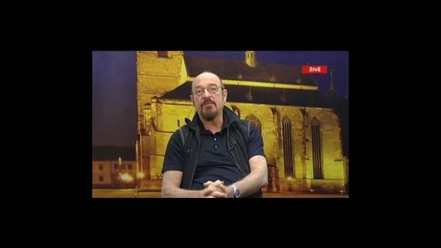 Video Rozhovor s Ianem Andersonem