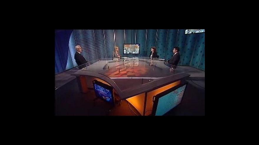 Video Události, komentáře o financování české vědy