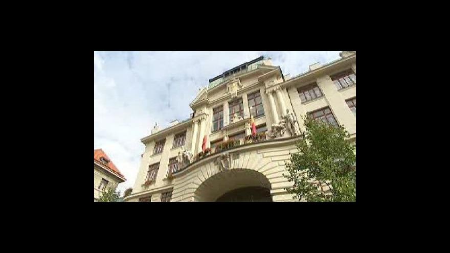 Video Reportáž Barbory Straňákové a Štěpánky Martanové