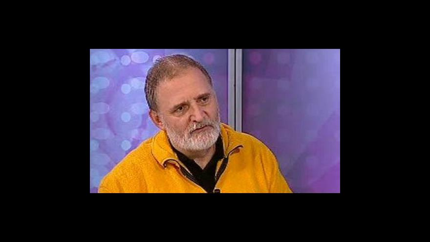 Video Rozhovor s Martinem Velkem ve Studiu 6