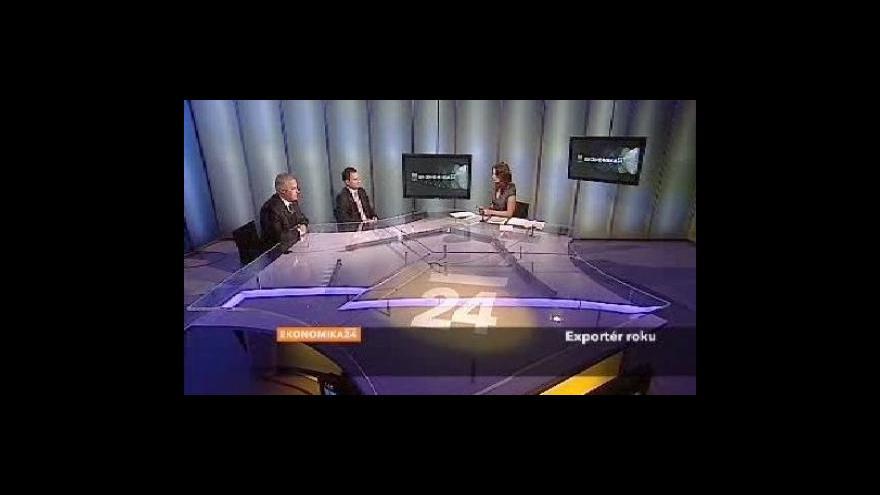 Video Největším exportérem opět Škoda Auto