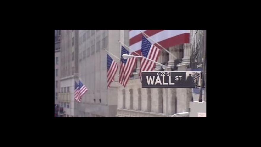 Video Obama se sešel s bankéři