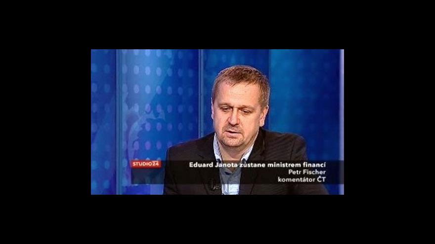 Video Komentář Petra Fischera