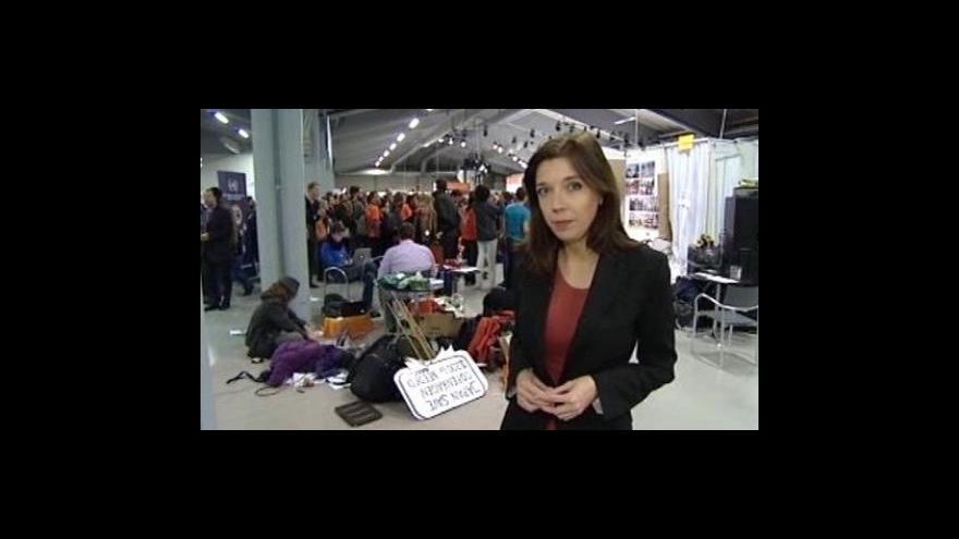 Video Reportáž Barbory Šámalové z Kodaně