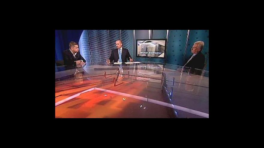 Video Rozhovor s Richardem Hindlsem a Alešem Michlem