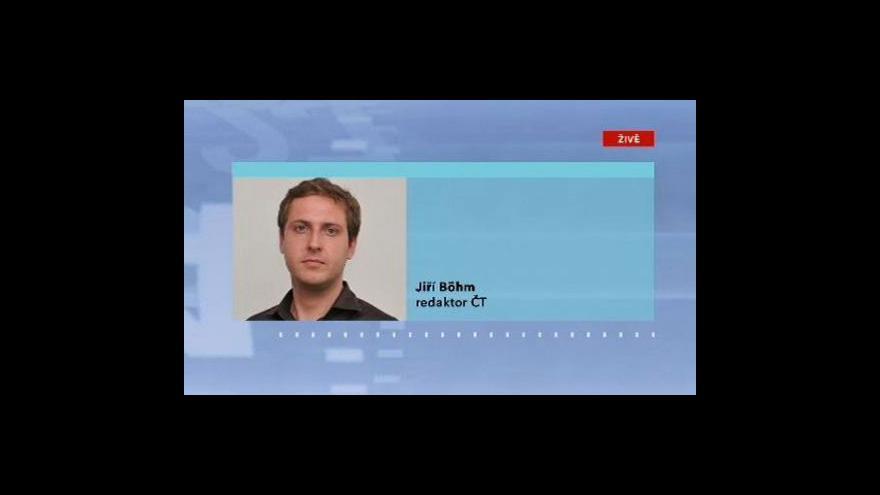 Video Telefonát Jiřího Böhma