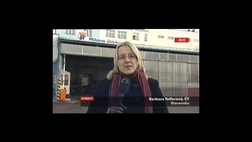 Video Vstup Barbory Telferové