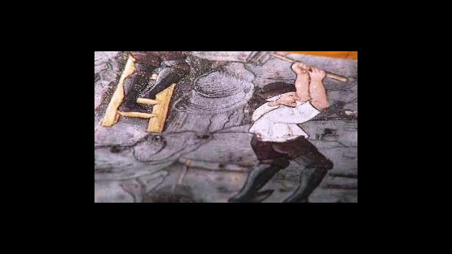 Video Kritika na Rathovu hlavu kvůli iluminaci
