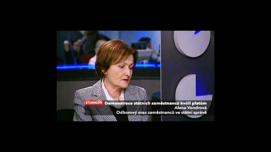 Video Rozhovor s Martinem Pecinou a Alenou Vondrovou