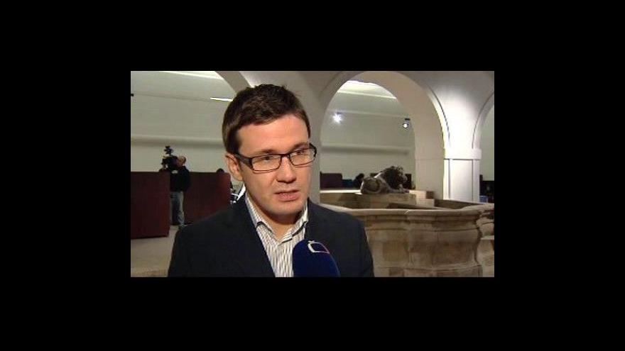 Video Reportáž Martiny Lustigové