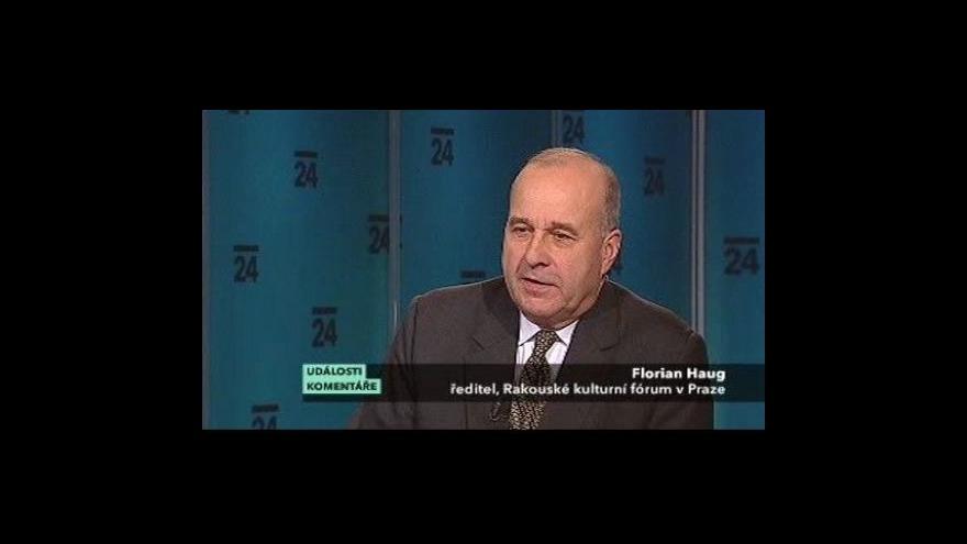 Video Rozhovor s Florianem Haugem
