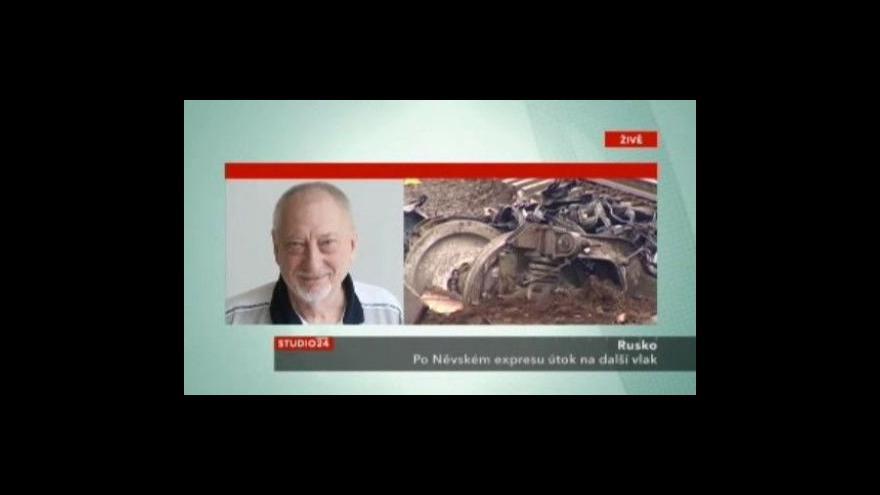Video Rozhovor s publicistou Janem Petránkem