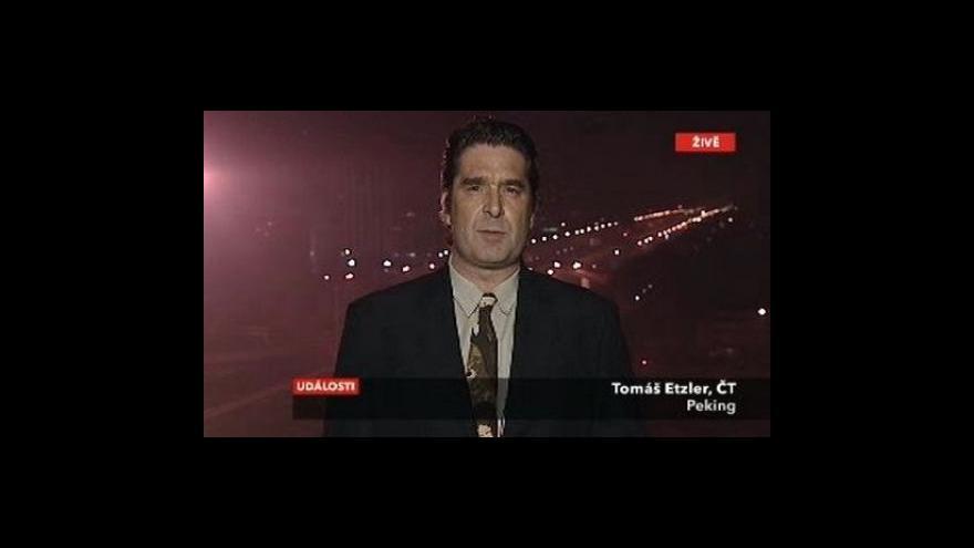 Video Vstup Tomáše Etzlera