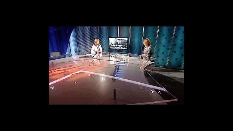 Video Hana Scharffová v Událostech, komentářích
