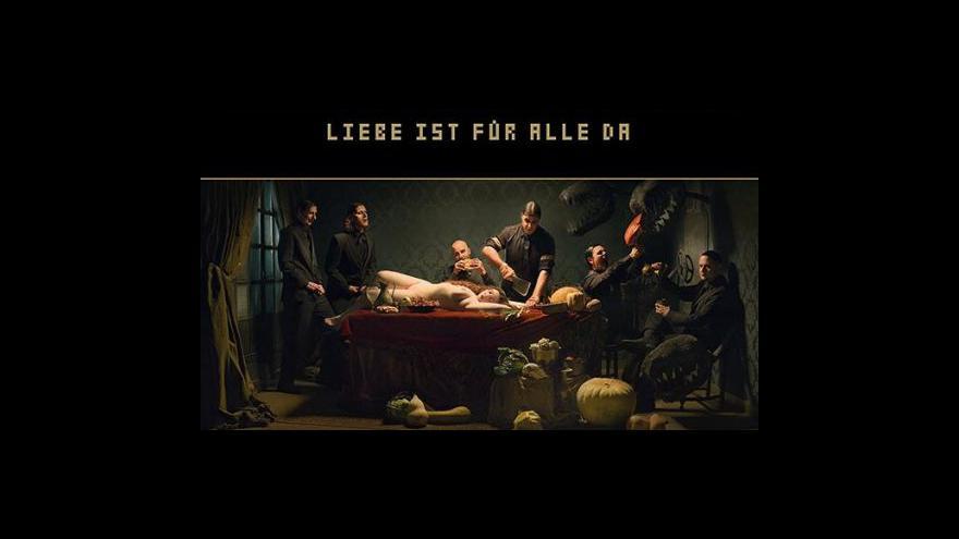 Video Rammstein koncertují v Česku
