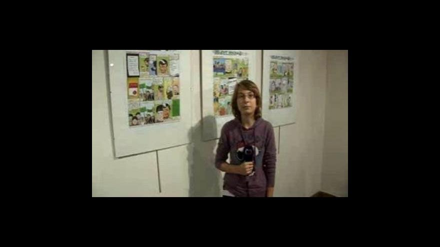 Video Reportáž Pavly Cihlářové