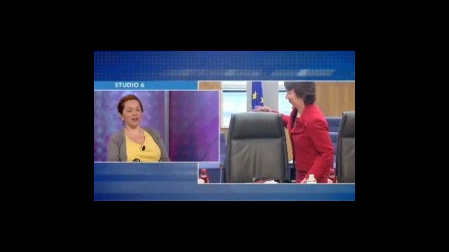 Video Silvie Lauder ve Studiu 6