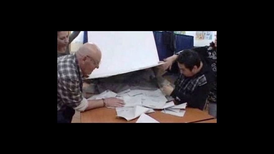 Video Rumunsko zvolí prezidenta až v druhém kole