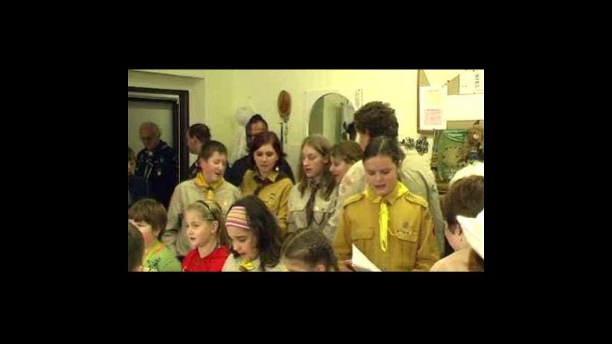 Video Reportáž Anežky Kubíčkové