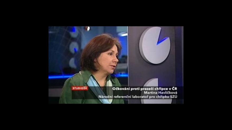 Video Rozhovor s Vlastimilem Šršněm a Martinou Havlíčkovou