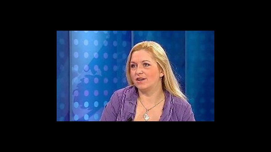 Video Rozhovor s Radkou Křivánkovou a Miroslavem Šormou