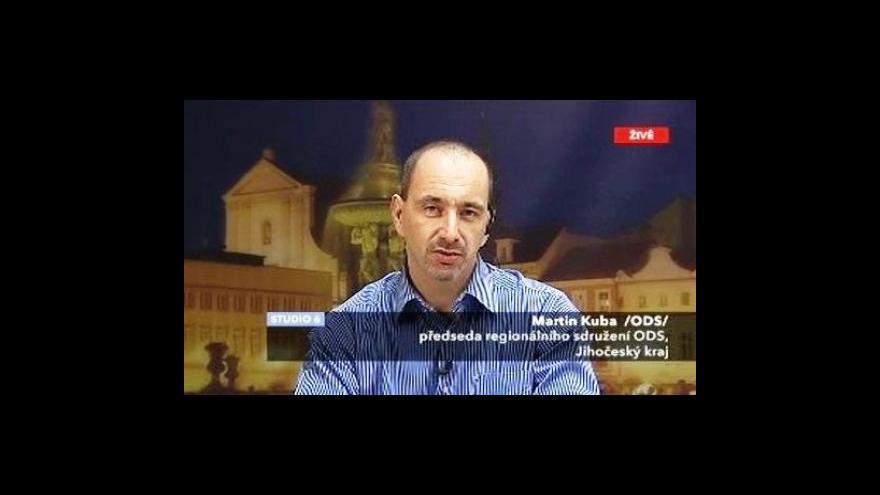 Video Rozhovor s Martinem Kubou