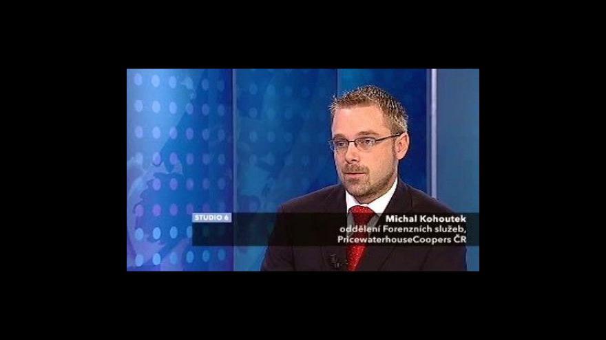 Video Rozhovor s Michalem Kohoutkem