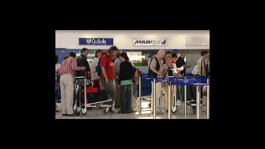 Video Zahraničních turistů ubylo, domácích přibylo