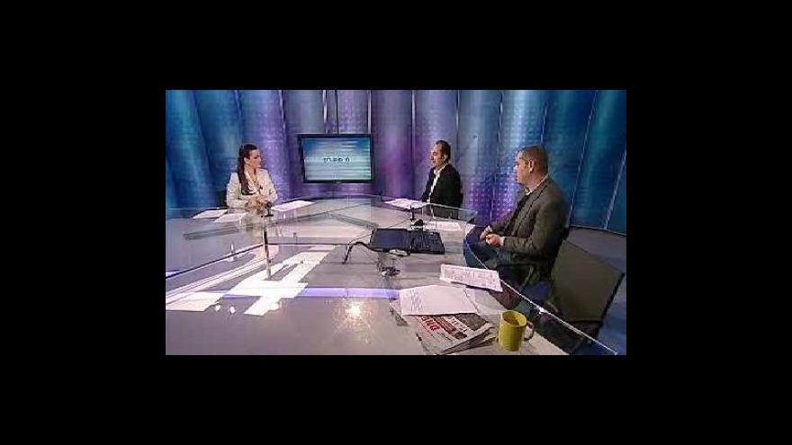 Video Rozhovor s Martinem Veselkou a Danielem Köpplem