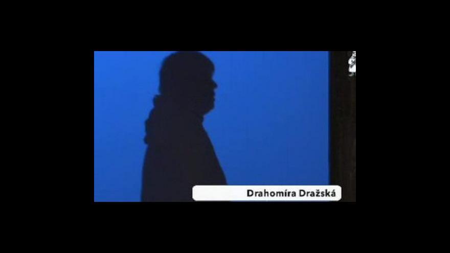 Video Exkluzivní rozhovor s Drahomírou Dražskou
