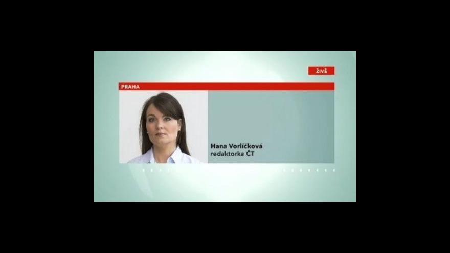 Video Telefonát Hany Vorlíčkové