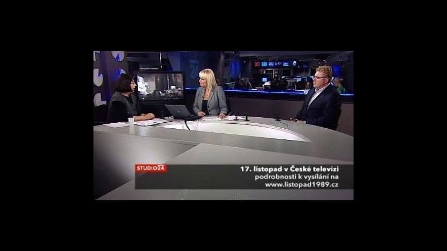 Video Rozhovor s Milanem Fridrichem a Alenou Müllerovou