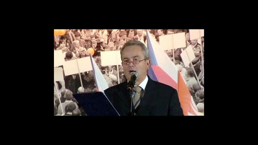 Video Oslavy 20. výročí obnovení činnosti ČSSD