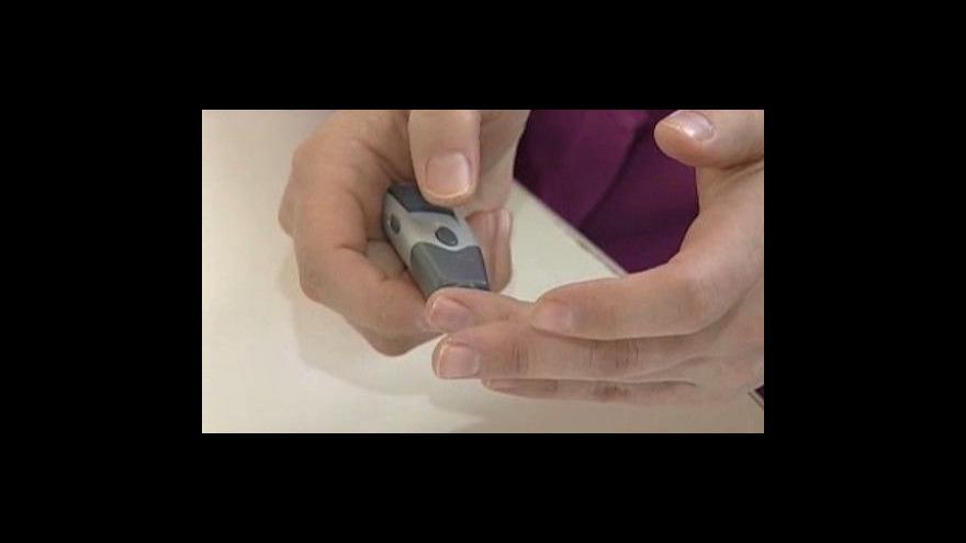Video Česko si připomíná Světový den diabetu