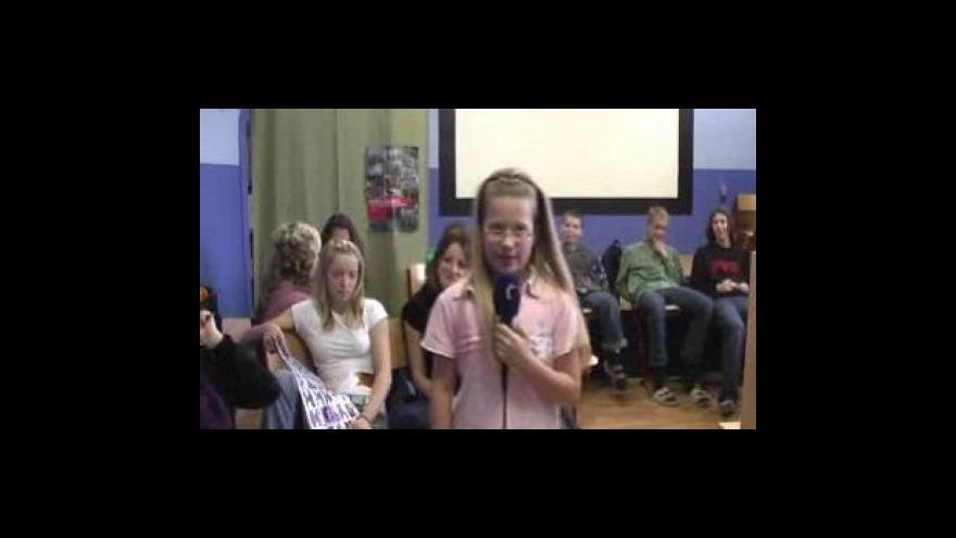 Video Reportáž Sabiny Belecké