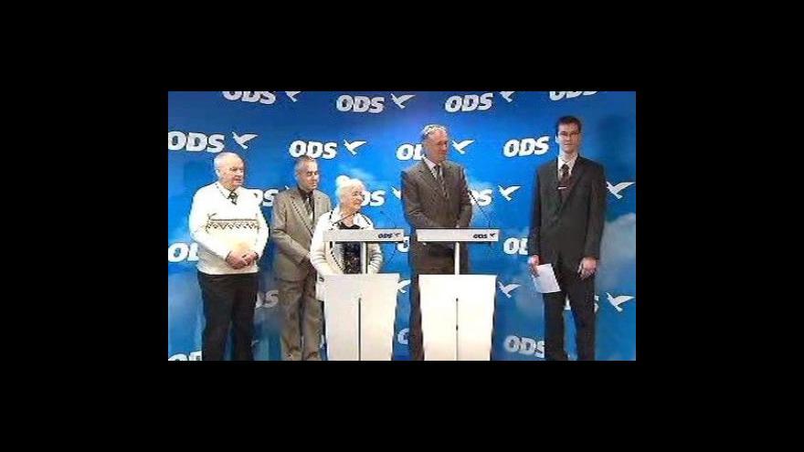 Video Brífink ODS k soutěži 20 let svobody