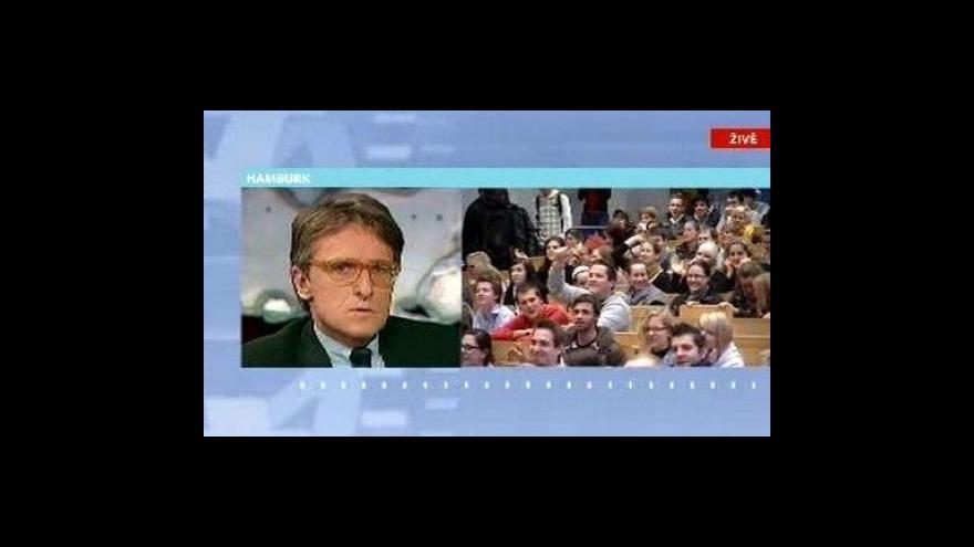 Video Rozhovor s Petrem Robejškem a Arminem Sandmannem