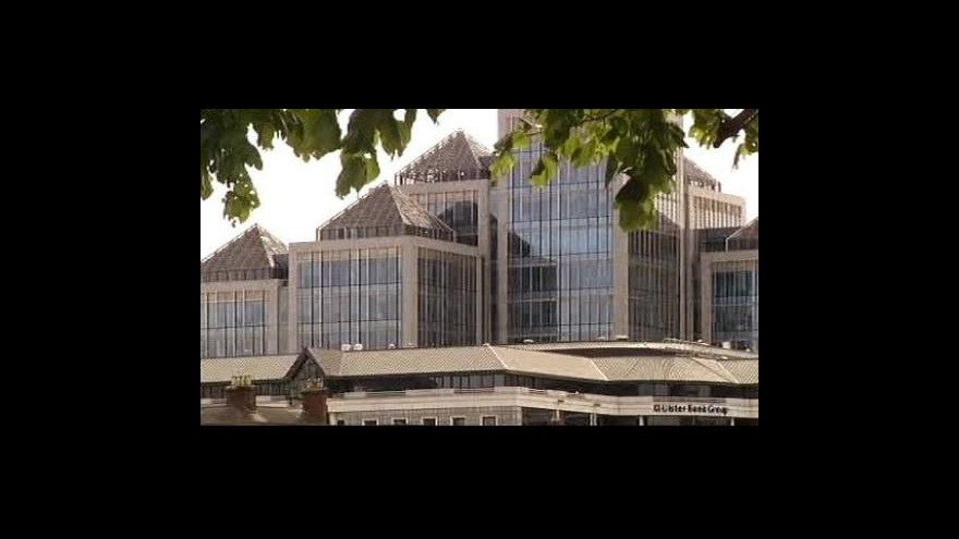 Video Další pomoc irským bankám