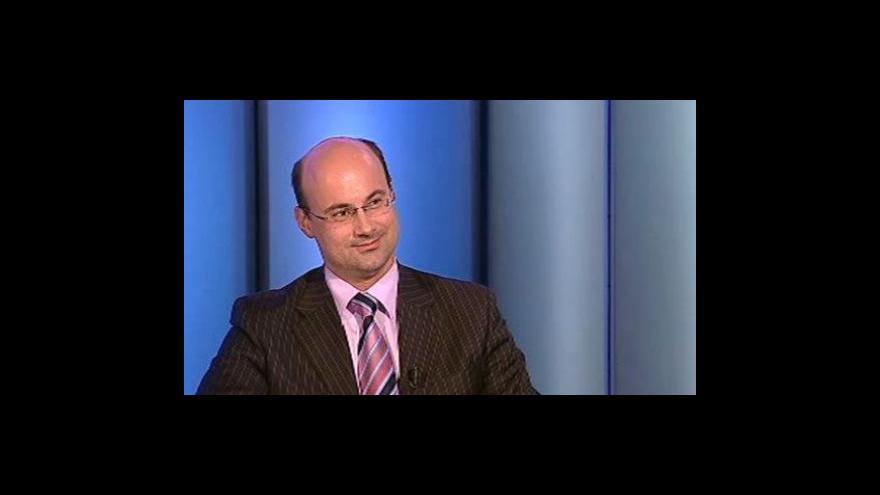 Video Rozhovor s Alanem Svobodou