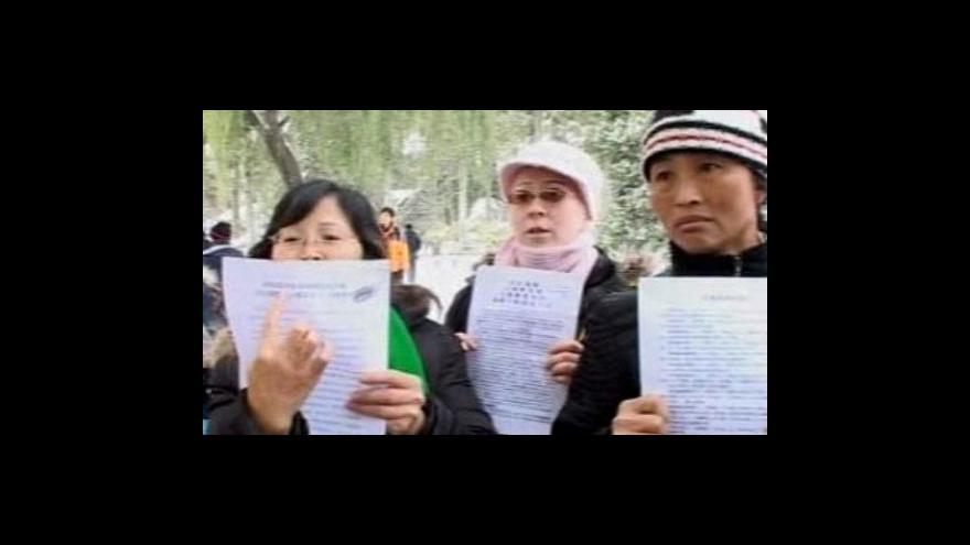 Video Čína provozuje tajné věznice