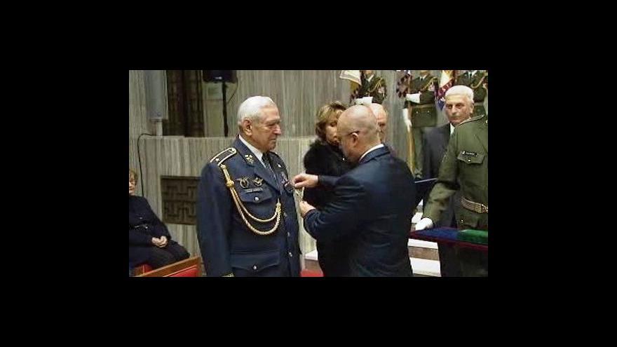 Video Den veteránů