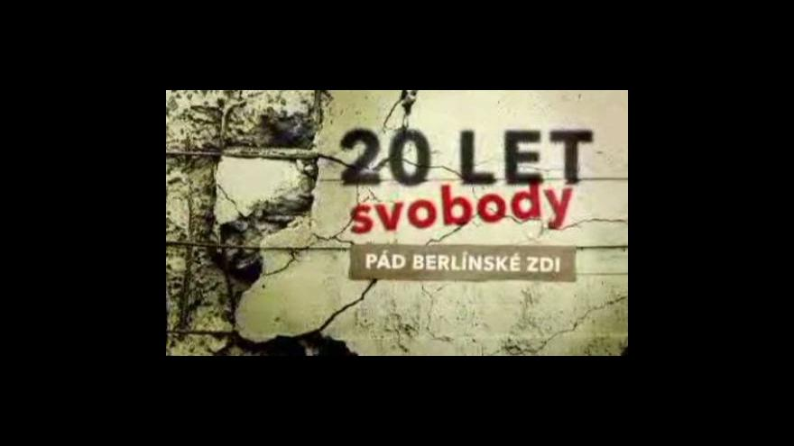 Video Speciál Pád Berlínské zdi 2. část