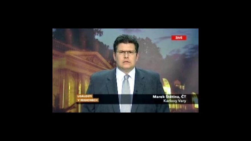 Video Reportáž Antonína Bruštíka a vstup Marka Štětiny