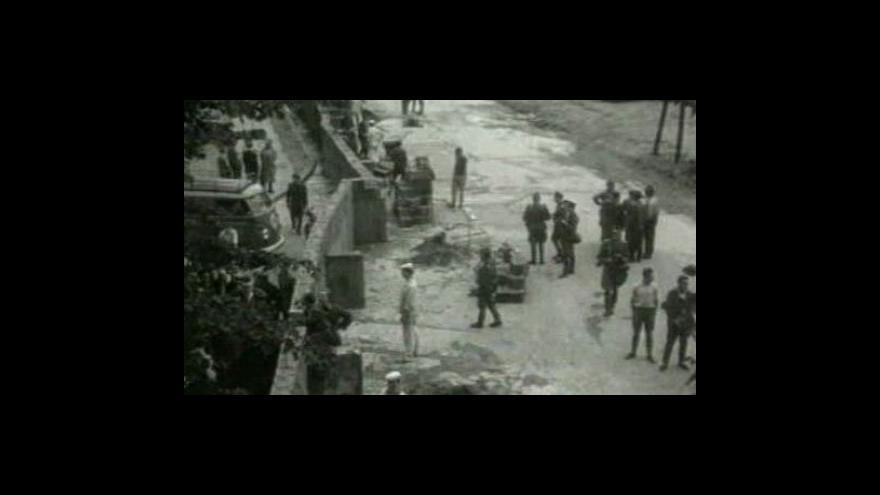 Video Příběh Berlínské zdi