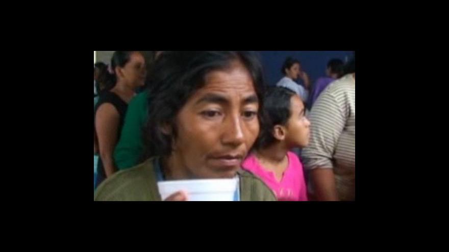Video Hurikán Ida zpustošil Salvador