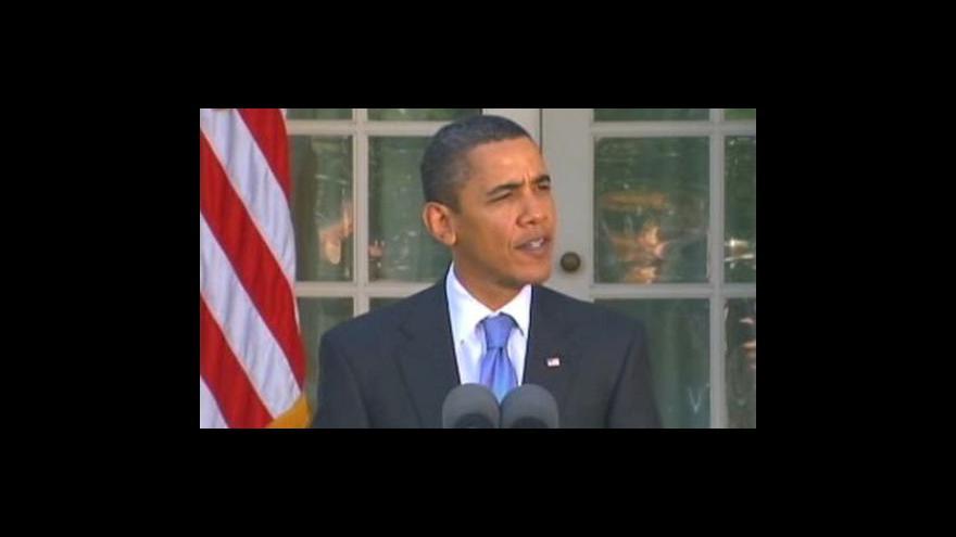 Video Obamova reforma zdravotnictví míří za senátory