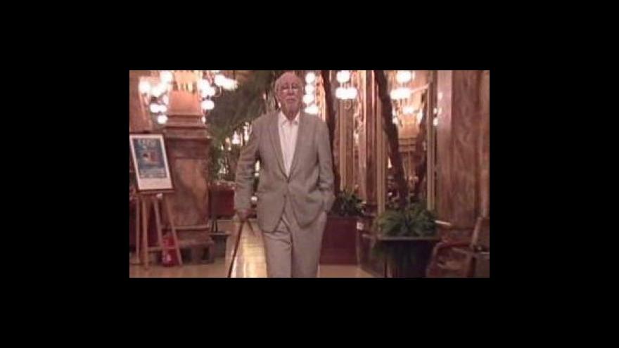 Video Vladimír Just o Otomarovi Krejčovi