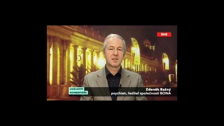 Video Rozhovor se Zdeňkem Bašným